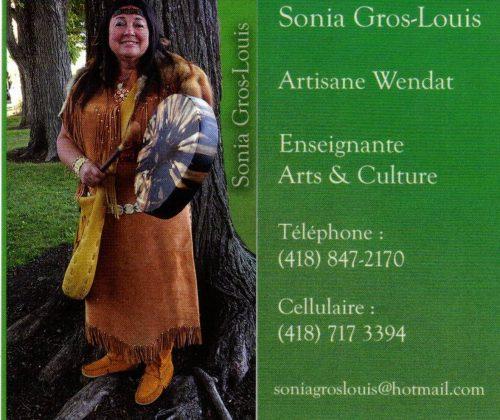 Sonia Gros-Louis